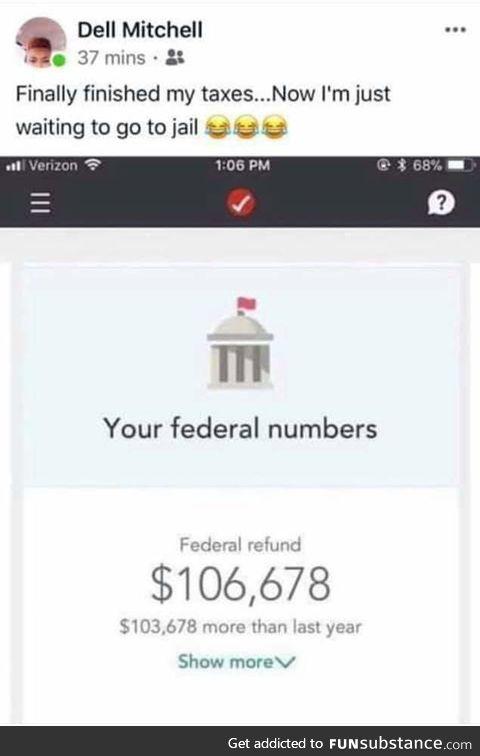 Commit Tax Fraud