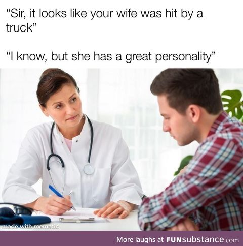 Personality is important