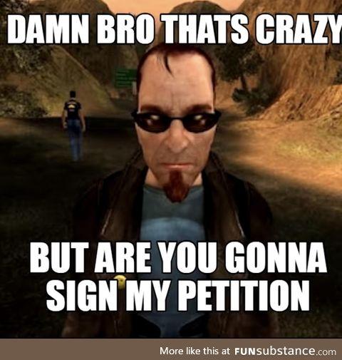 You should