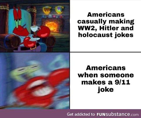 *Sad freedom noises