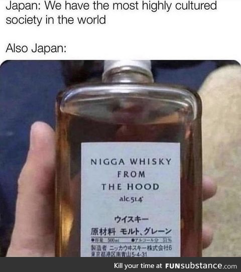 Hood whiskey