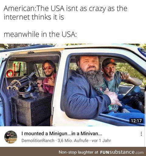 USA do be like that tho