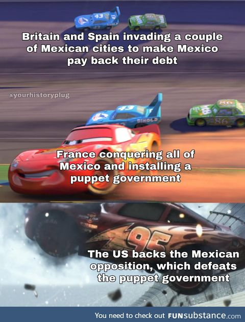 The US putting the Monroe Doctrine into work