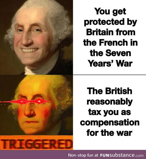 No taxation without representation?