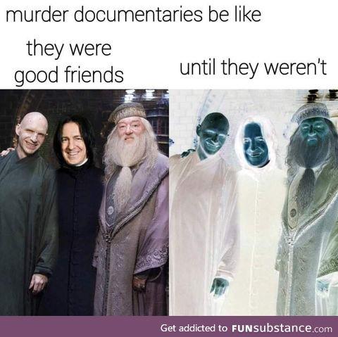 Until they weren't.