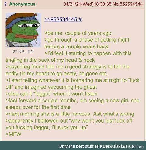 Anon sucks