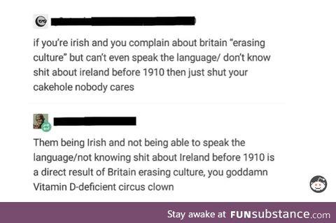 Battle of cultures
