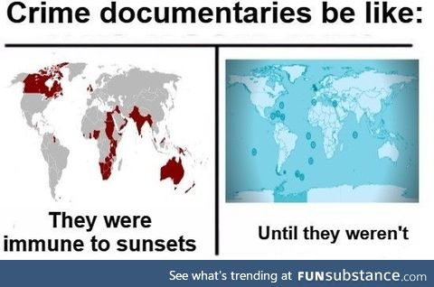 Netflix really will make documentaries about anything, huh?