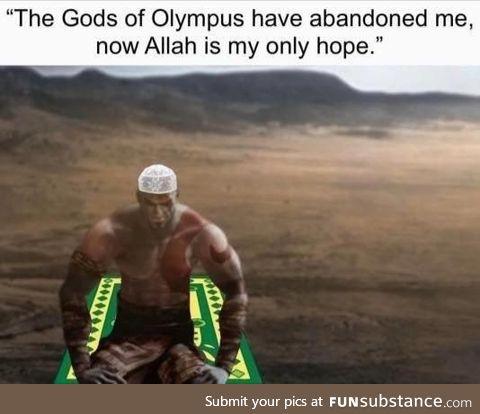 Mashallah kratos