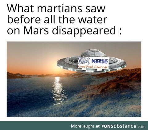 Circa 4 billion BC