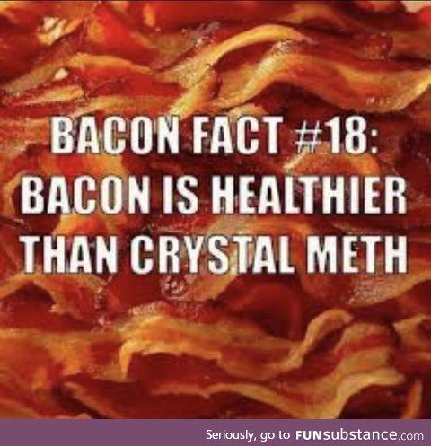 Bacon fact