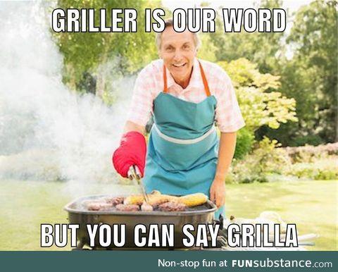Muh grilla