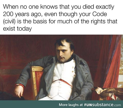 Rip napoleon