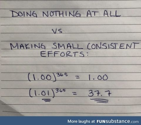 Just keep decimal pointing