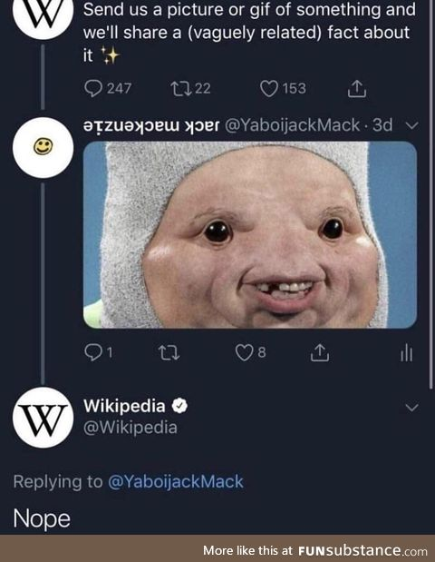 Sometimes even wiki doesn't have answers