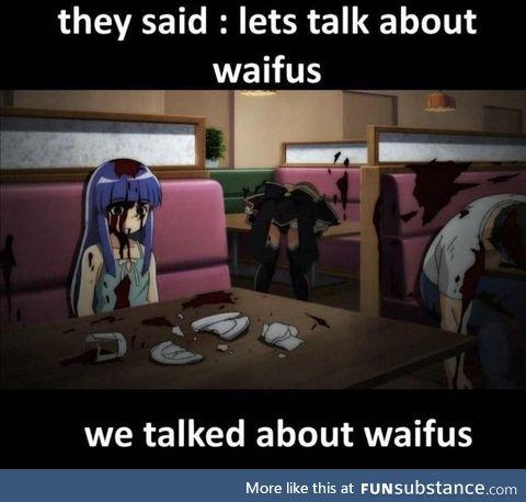 Ya , we talked a lot…