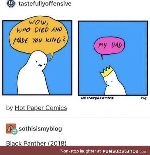 No that actually the plot