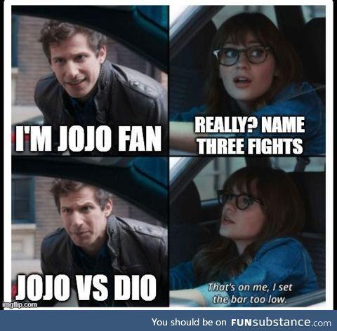 Jojo! Dio!