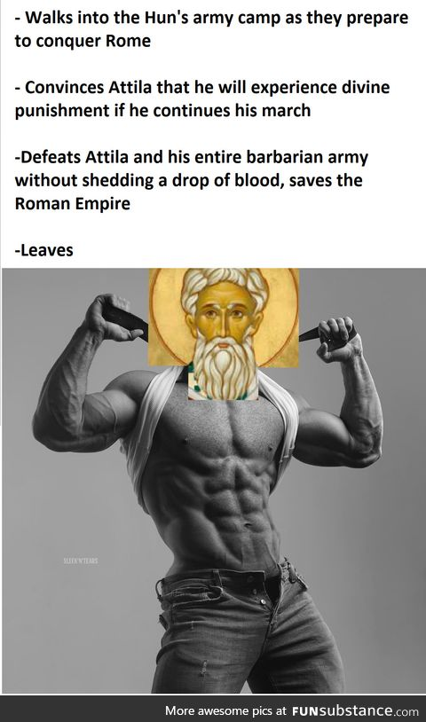 Leo the Great was best pope