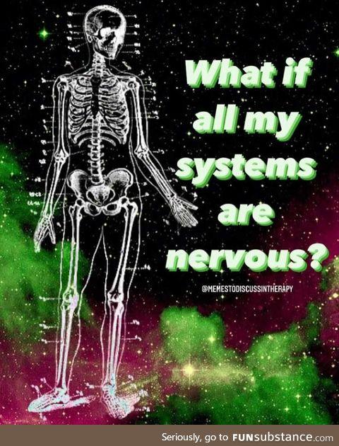Yes, even the spleen