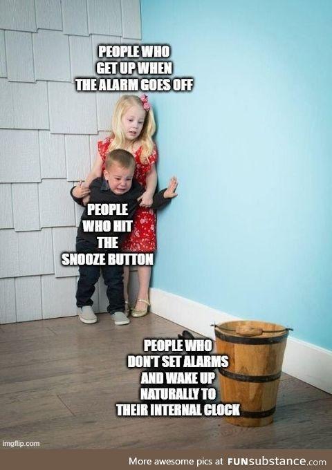 Early morning meme