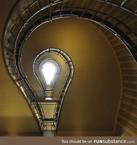 The stairway of ideas