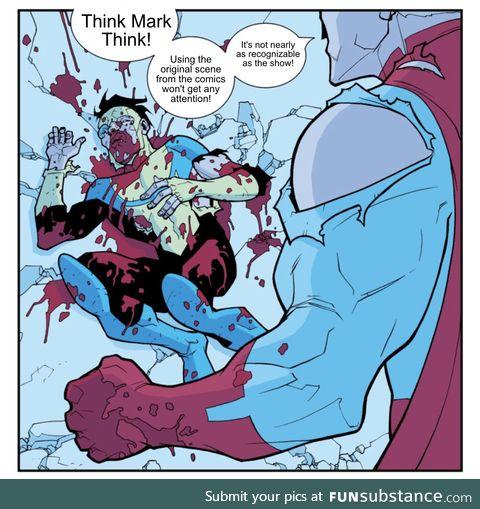 The comic origins