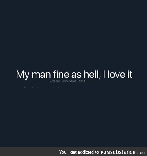 Yes he is