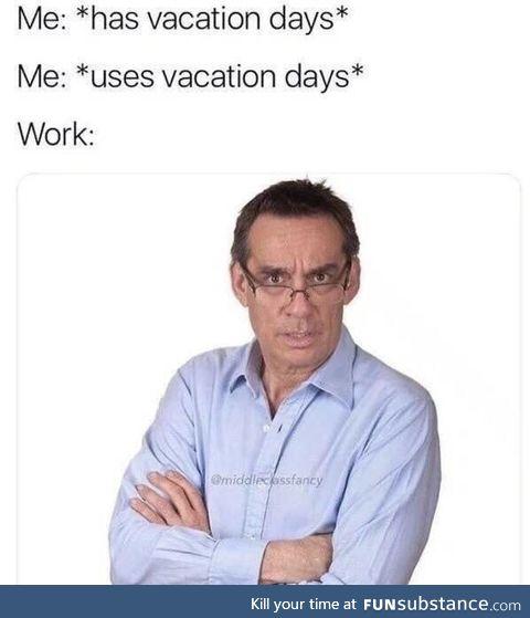 My boss?