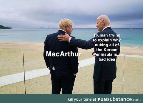 Boris biden template