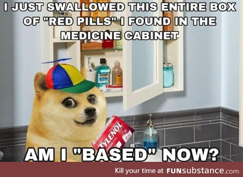So based you have alkalemia please go to the hospital