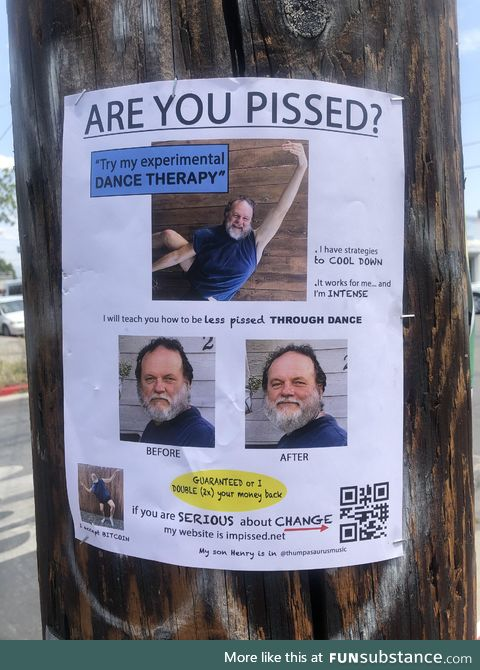 """""""Are You Pissed?"""" Advertisement found in Los Angeles"""