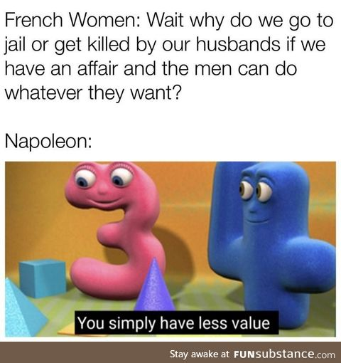 The Napoleonic Code of 1804