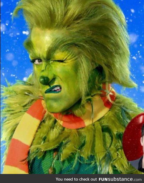 Here, have a nightmare (The Grinch Musical)