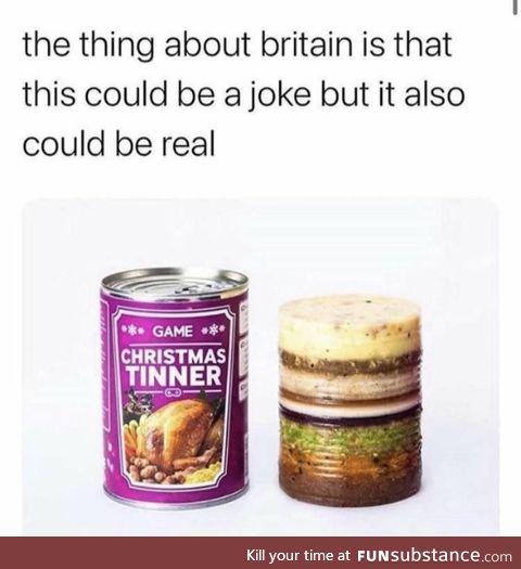 Britian is a lie, wake up