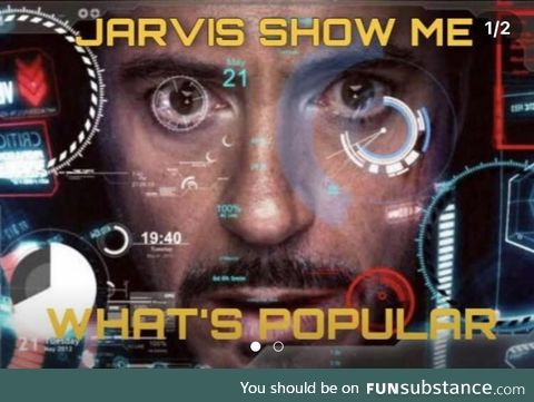 Well done jarvis