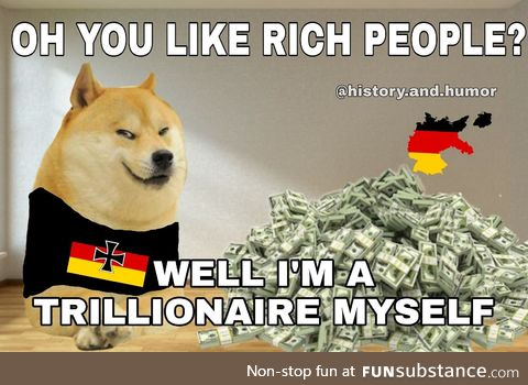 Le inflation has arrived