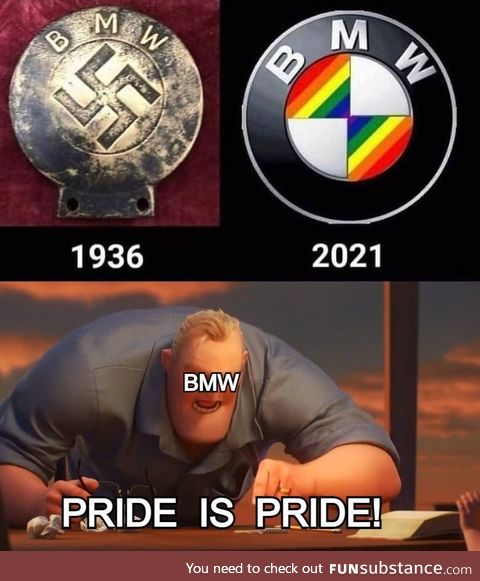 Celebrating nearly 100 years of corporate Pride