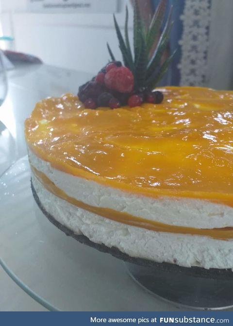 Dessert - Mousse & Genoise