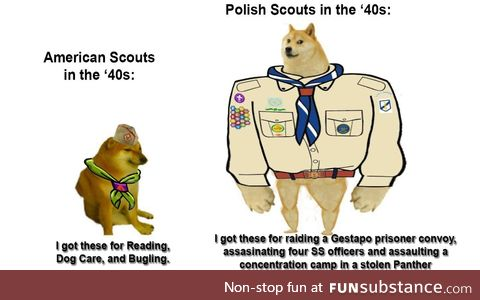 They were some of the best fighters in the Polish Resistance