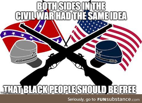 Black people should be free