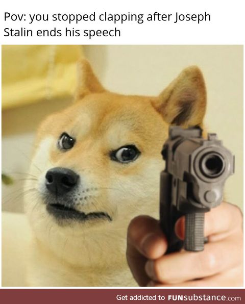 Stalin please don't