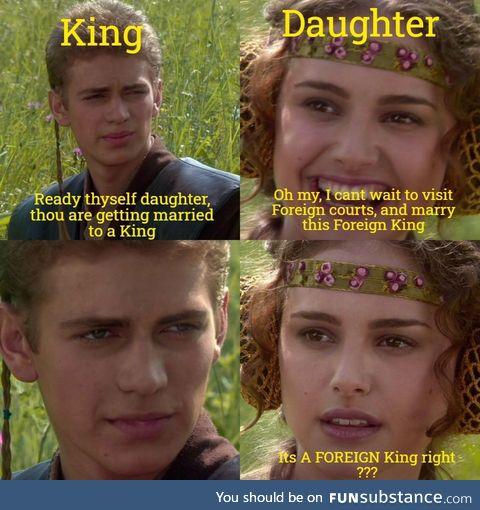 Habsburgs be like