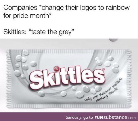 """""""Taste the gay"""""""