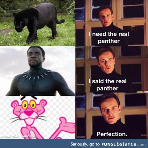 The most underrated panther of them all