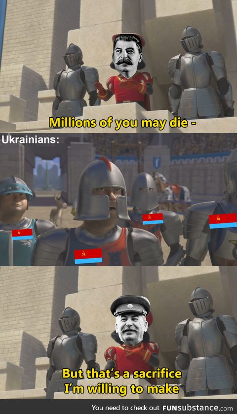 The Stalin Famine of 1932-33