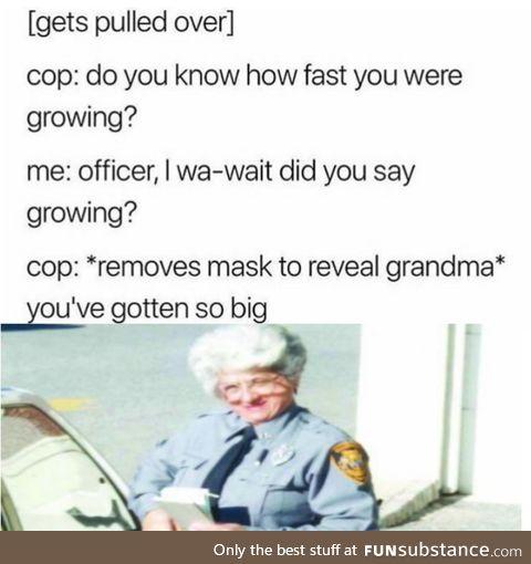Love you granny!