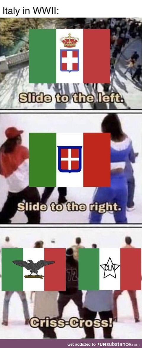 Flip the tables on em