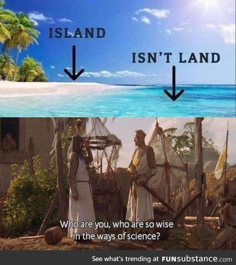 Is land