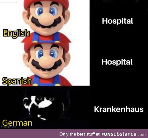 German words are terrifying